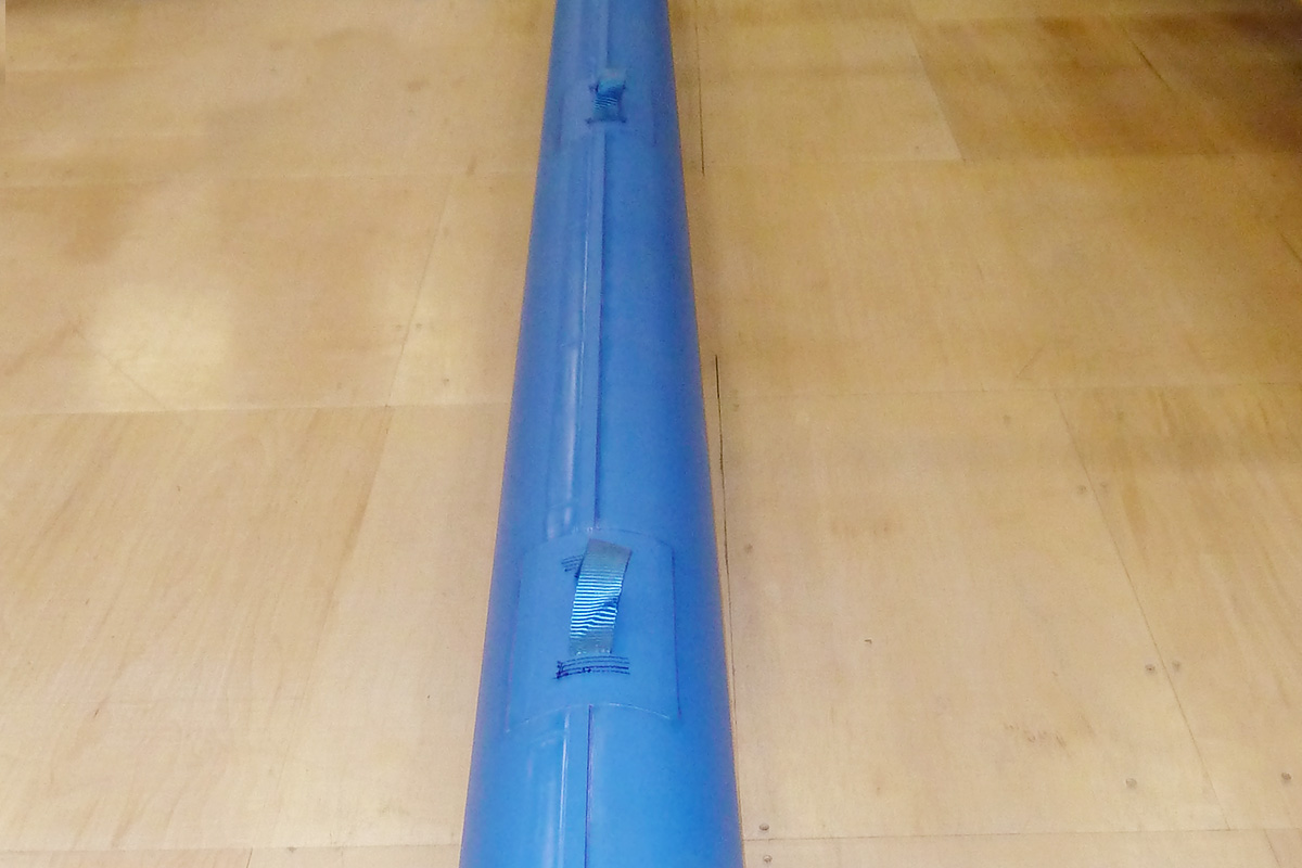 Inflatable Air Hoses For Load Securing Buitink Technology